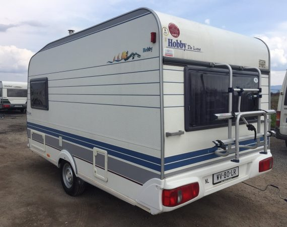 Rulota HOBBY De Luxe 400